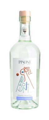 Grappa Chardonnay Trentin Azienda Agricola Pisoni