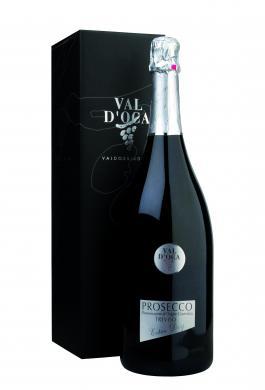 Prosecco Spmte 1,5L  Extra dry Silber Treviso DOC Val d Oca