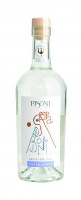 Grappa Chardonnay Trentin 0,7l Azienda Agricola Pisoni