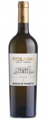 Ficiligno Viognier-Insolia Sicilia IGT 2019 Baglio di Pianetto