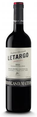 Letargo Crianza Rioja DOCa 2018 Bodegas Mateos