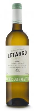 Letargo Blanco Rioja DOCa 2019 Bodegas Mateos