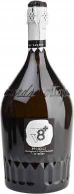 Sior Sandro Prosecco DOC extra dry Magnum V8+ Vineyards