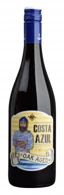 Oak Aged Vino Tinto SQW 2015 Costa Azul