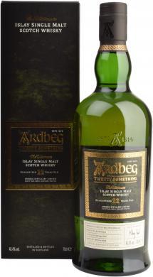 Ardbeg 22 years old limited Islay Single Malt Whisky