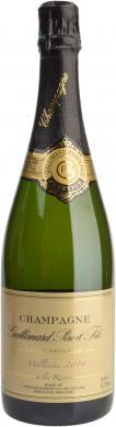 Cuvee de Prestige Millesime Champagne AOC 2014 Champagne Gallimard