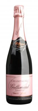Rose Brut Champagne AOC Champagne Gallimard