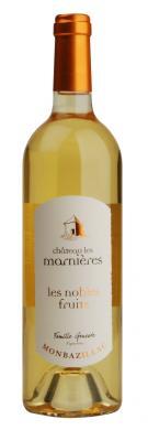 Monbazillac edelsüß Bergerac AOC 2017 Chateau Les Marnieres