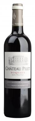 Rouge Bordeaux AOC 2018 Chateau Pilet