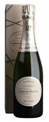 Demi-Sec Champagne AOC Harmony Champagne Laurent-Perrier