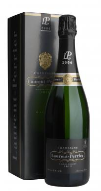 Brut Millesime Champagne AOC 2008 Champagne Laurent-Perrier
