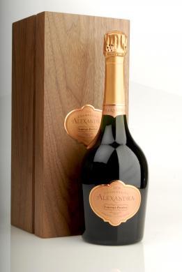 Alexandra Rose Champagne AOC 2004 Laurent-Perrier