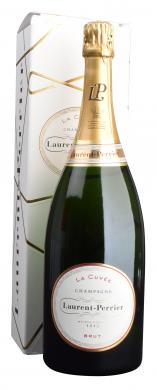 La Cuvee Brut Champagne AOC in GP Champagne Laurent-Perrier