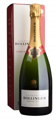 Special Cuvee Brut Champagne AOC Champagne Bollinger in GP