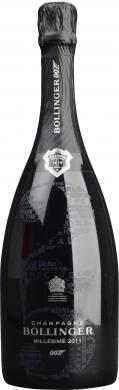Limited Edition 007 Champagne AOC 2011 Magnum Champagne Bollinger