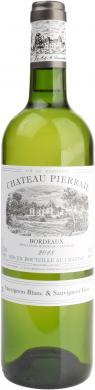 Blanc Sauv Blancund Sauv Gris Bordeaux AOC 2019 Chateau Pierrail