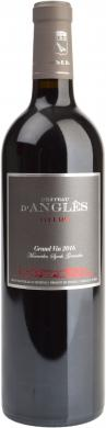 Grand Vin Rouge 2018 Chateau d Angles