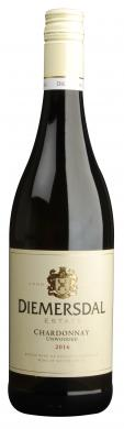 Chardonnay unwooded Durbanville 2017 Diemersdal