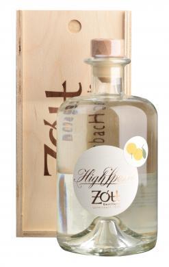 Mirabellenbrand High Spirit 0,5 L Zott Destillerie