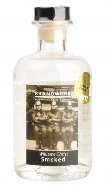 Brandwehr Williams Christ Birnenbrand Smoked 0,35l Zott Destillerie