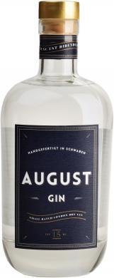 August Gin 0,7 L Spin und Gin