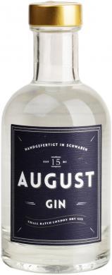 August Gin 0,2 L Spin und Gin