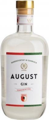 August Gin FC Augsburg Sonderedition 0,7 L Spin und Gin