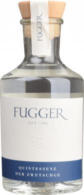 Fugger Qiuntessenz der Zwetschge 0,5 L Spin und Gin