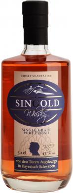 SinGold Grain Port Finish Whisky 43% SinGold