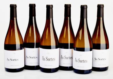 Weinpaket As Sortes