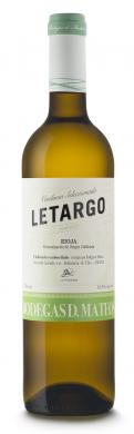 Letargo Blanco Rioja DOCa 2020 Bodegas Mateos