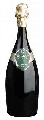Grand Millesime Champagne AOC 2012 Champagne Gosset