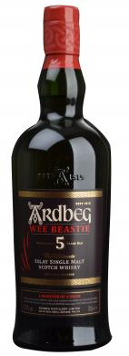 Ardbeg Wee Beastie Islay Single Malt Whisky