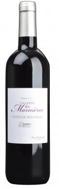 Cotes de Bergerac rouge Bergerac AOC 2015 Chateau Les Marnieres