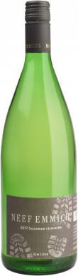 Grüner Silvaner halbtrocken Rheinh. QbA 1,0 L 2020 Weingut Neef-Emmich
