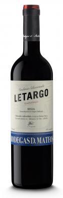 2019 Letargo Tempranillo Rioja DOC Rioja DOCa