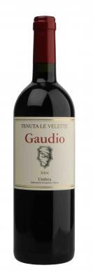 2010 Gaudio Merlot Umbria IGT Tenuta Le Velette
