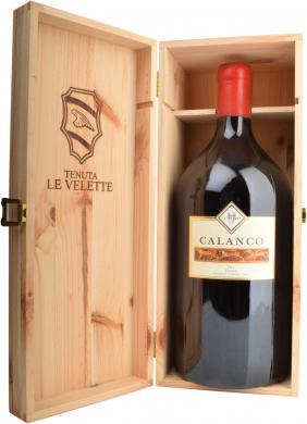 Calanco Umbria IGT 2014 Dopplemagnum 3,0 L Tenuta Le Velette