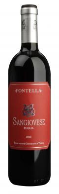 Sangiovese di Puglia IGT 2018 Fontella