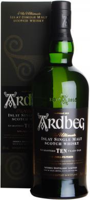 Ardbeg TEN Islay Single Malt Whisky
