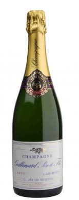 Reserve Blanc de Noir Brut Champagne AOC Champagne Gallimard