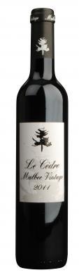 Le Cedre Malbec Vintage Vin de Liqueur 2015 Chateau du Cedre