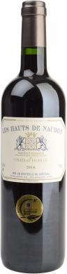 Les Hauts de Naudon Bordeaux AOC 2016 Chateau Pierrail