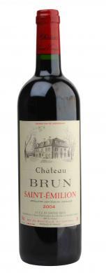 St.Emilion Grand Cru AOC 2016 Chateau Brun