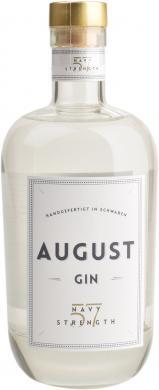 August Gin  Navy Strenght 0,7 L Spin und Gin