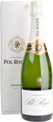 Reserve Brut Champagne AOC in GePa Champagne Pol Roger