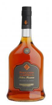 Brandy de Jeréz DO Solera Reserva Rey Fernando de Castilla