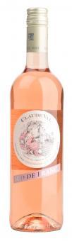 Rose Languedoc Vin de Pays d Oc 2019 Claude Val