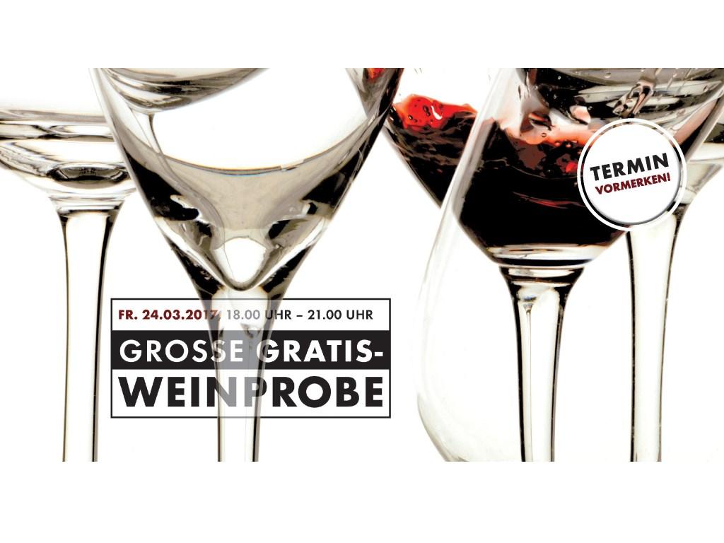 Weinprobe 2017
